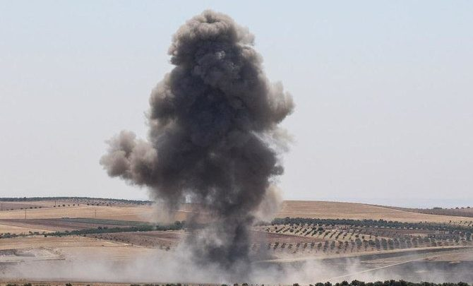 محققو الأمم المتحدة يربطون بين القوات الأمريكية والسورية والروسية بجرائم الحرب