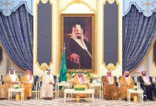 Photo of الملك سلمان يستقبل كبار الشخصيات في جدة