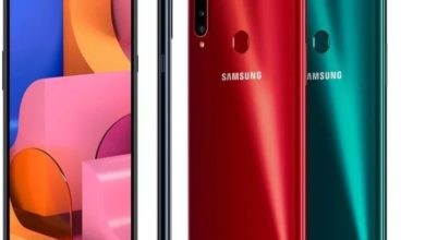 "Photo of سامسونج تعلن عن هاتفها الذكي ""Galaxy A20s"".. تعرف على مواصفاته"