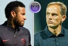 مدرب باريس سان جيرمان أرسل تحذيرا شديد اللهجة لنيمار بعد فشل انتقاله لبرشلونة