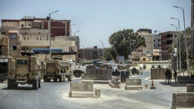 مسؤولون مصريون: الهجوم يقتل 3 جنود و 3 مسلحين في سيناء