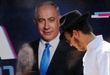 Photo of رئيس الوزراء الإسرائيلي المحاصر يناضل من أجل البقاء في الانتخابات