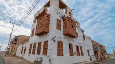 رواشين من الوجه: نافذة على التاريخ السعودي، الهندسة المعمارية