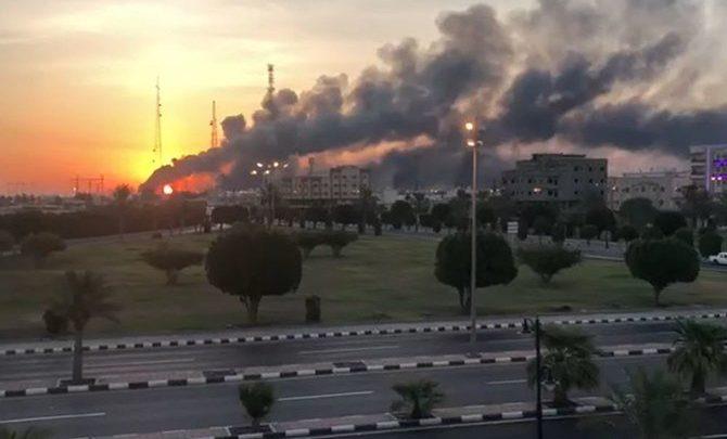 العراق ينفي صلته بهجوم الطائرات بدون طيار على منشآت نفط السعودية
