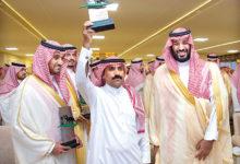 Photo of ولي العهد السعودي يحضر الحفل الختامي لمهرجان الهجن