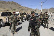 القوات الأفغانية والأمريكية تقتل مسلحين من طالبان