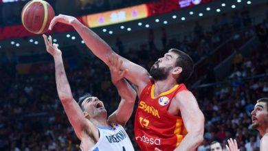 صورة جاسول ينتزع لقب بطولة كأس العالم للاندية الابطال النادرة بعد فوز اسبانيا على الارجنتين