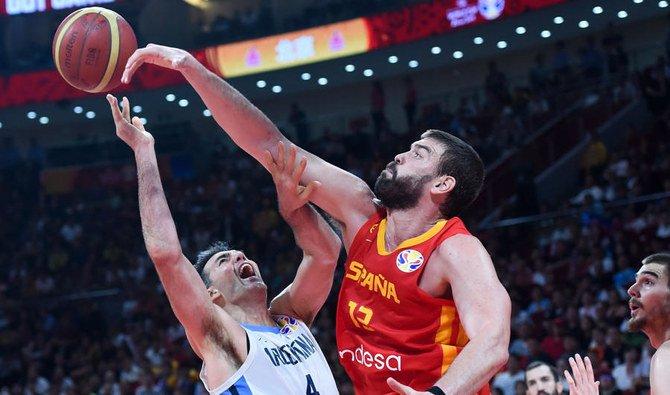 جاسول ينتزع لقب بطولة كأس العالم للاندية الابطال النادرة بعد فوز اسبانيا على الارجنتين