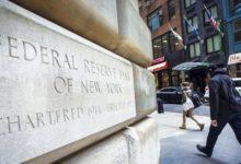 """صورة يتداول بنك الاحتياطي الفيدرالي """"إيجابيًا بشكل ملحوظ"""" مقابل """"لا سوابق"""" بعد عام متقلب"""