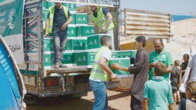 صورة المشاريع الإنسانية السعودية تحت الأضواء في مؤتمر دبي