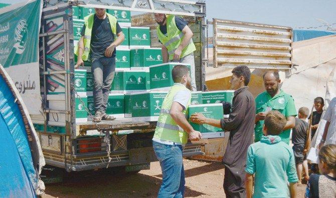 المشاريع الإنسانية السعودية تحت الأضواء في مؤتمر دبي