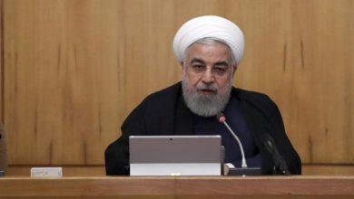 """Photo of روحاني: القوات الأجنبية تثير """"انعدام الأمن"""" في الخليج"""
