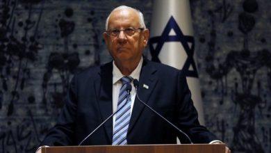 Photo of الرئيس الإسرائيلي روفين ريفلين يبدأ محادثات لتشكيل حكومة جديدة