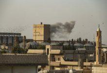 تركيا تضبط أهدافًا في شمال شرق سوريا