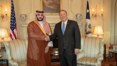 الأمير خالد بن سلمان يلتقي كبار المسؤولين في الحكومة الأمريكية