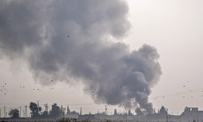 """المملكة العربية السعودية والإمارات العربية المتحدة تدين """"العدوان التركي"""" في سوريا"""