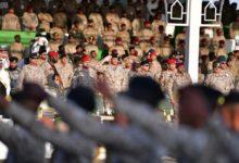 صورة دعوة النساء السعوديات للانضمام إلى صفوف القوات المسلحة