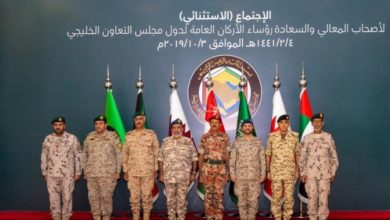 Photo of رؤساء الأركان الخليجيون: نحن مستعدون عسكريًا لمواجهة التهديدات والهجمات