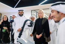 صورة افتتاح أول مركز للحلول الرقمية في منطقة الشرق الأوسط في الرياض
