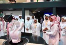 Photo of نائب حاكم دبي يزور الجناح السعودي في جيتكس