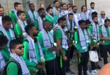 المنتخب السعودي يصل إلى رام الله يوم الأحد قبل مباراته التأهيلية لكأس العالم 2022 ضد فلسطين