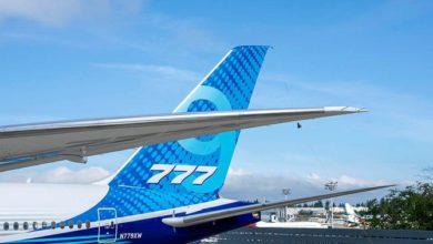 صورة شركة طيران الإمارات تشكك في تسليم طائرة بوينج 777x في 2020