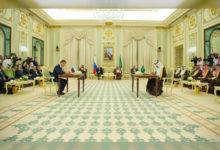 Photo of الملك سلمان: المملكة العربية السعودية تتطلع إلى العمل مع روسيا لتحقيق الأمن والاستقرار والسلام، ومكافحة الإرهاب
