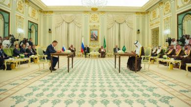 الملك سلمان: المملكة العربية السعودية تتطلع إلى العمل مع روسيا لتحقيق الأمن والاستقرار والسلام، ومكافحة الإرهاب