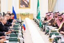 Photo of بوتين ,ولي عهد السعودية يترأسان الاجتماع الأول للجنة الاقتصادية السعودية الروسية