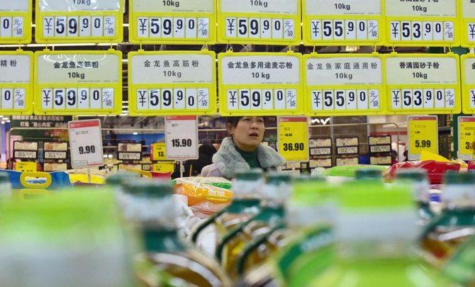 صادرات الصين والواردات في انكماش أعمق مع التعريفة الأمريكية