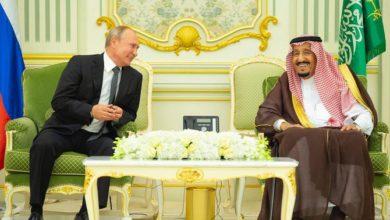 السعودية وروسيا توقعان اتفاقات خلال زيارة فلاديمير بوتين للرياض