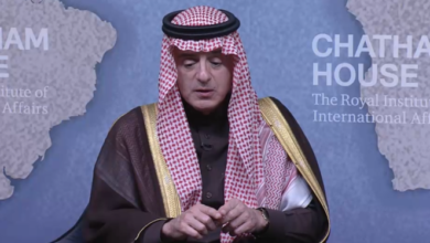 صورة الجبير: دول الاتحاد الأوروبي محقة في إلقاء اللوم على إيران في هجمات أرامكو السعودية