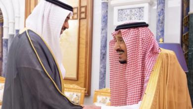 Photo of الملك سلمان يستقبل نائب رئيس مجلس الوزراء