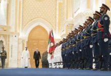 الإمارات وروسيا توقعان اتفاقيات بقيمة 1.3 مليار دولار خلال زيارة بوتين إلى أبوظبي