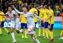 أسبانيا تتأهل لنهائيات كأس الامم الاوروبية 2020 بعد تعادل قاتل أمام السويد