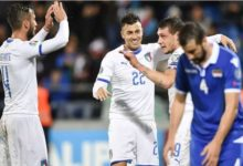 إيطاليا تحطم ليشتنشتاين بخماسية نظيفة