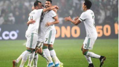 صورة منتخب الجزائر يهزم كولومبيا بثلاثية في لقاء ودي