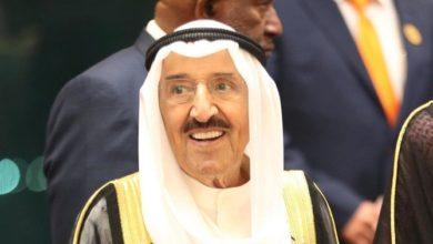 Photo of أمير الكويت الشيخ صباح يعود إلى بلاده بعد زيارة للمستشفى الأمريكي