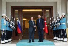 الكرملين: بوتين يدعو أردوغان إلى روسيا وسط هجوم سوريا