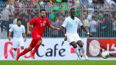 المملكة العربية السعودية تتعادل سلبيا مع فلسطين في تصفيات كأس العالم بالضفة الغربية