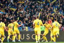 أوكرانيا تتأهل لنهائيات كأس الأمم الأوروبية 2020 رغم هدف رونالدو رقم 700