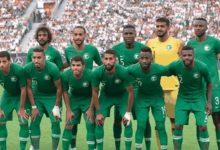 المنتخب السعودي لكرة القدم يلعب مع المنتخب الفلسطيني في رام الله كجزء من تصفيات كأس العالم الآسيوية