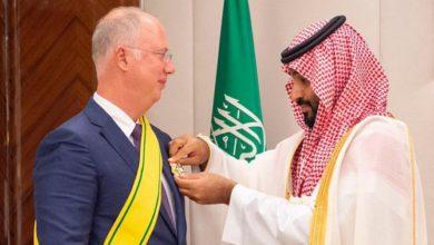Photo of المملكة العربية السعودية تكرم رئيس الاستثمارات الروسية