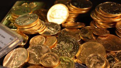 ارتفاع طفيف على أسعار الذهب اليوم الاثنين 7-10-2019 في مصر