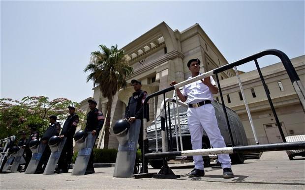 مصر تعتقل 22 متظاهرا احتجوا على قضية القتل المروعة