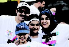 Photo of Color Run: دليل ودود للاستعداد للمتعة واللياقة البدنية في المملكة العربية السعودية