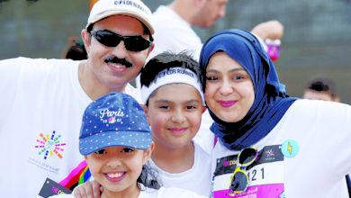 صورة Color Run: دليل ودود للاستعداد للمتعة واللياقة البدنية في المملكة العربية السعودية
