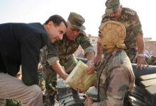 صورة بشار الأسد يتعهد بدعم الأكراد ضد هجوم تركيا