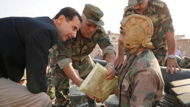 Photo of بشار الأسد يتعهد بدعم الأكراد ضد هجوم تركيا
