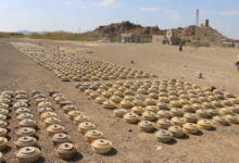 صورة المملكة العربية السعودية تدعو الأمم المتحدة إلى اتخاذ إجراءات بشأن الألغام الحوثية